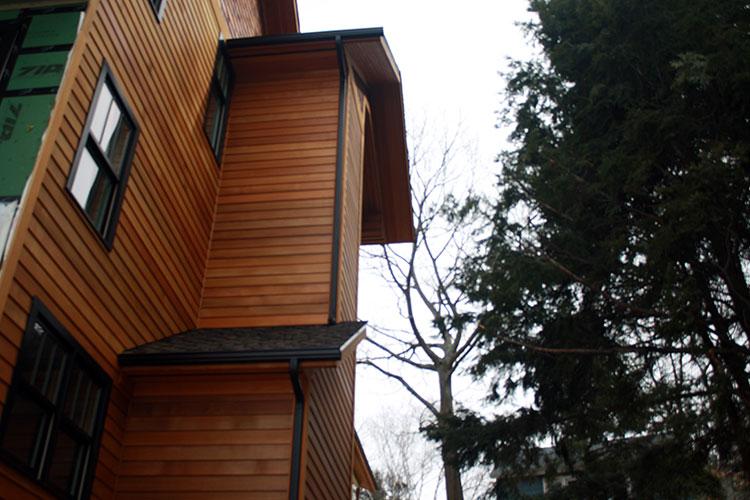 Residential Aluminum Gutter System Putnam Seamless